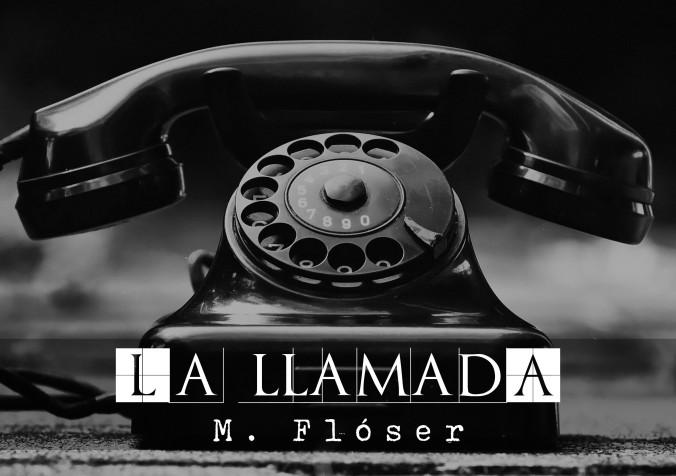 """Fotografía de un teléfono antiguo, de rueda para ilustrar el relato de esta semana, titulado """"La llamada""""."""